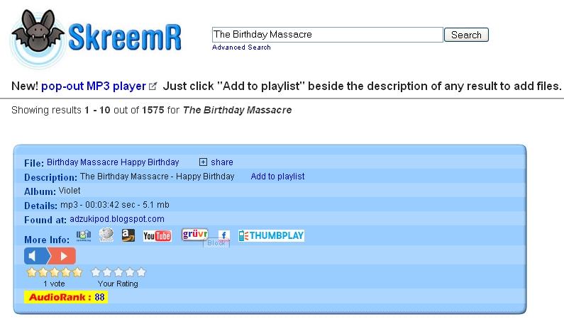 skreemr.com results