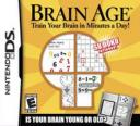 Brain Age Box Cover