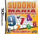 Sudoku Mania Boxcover